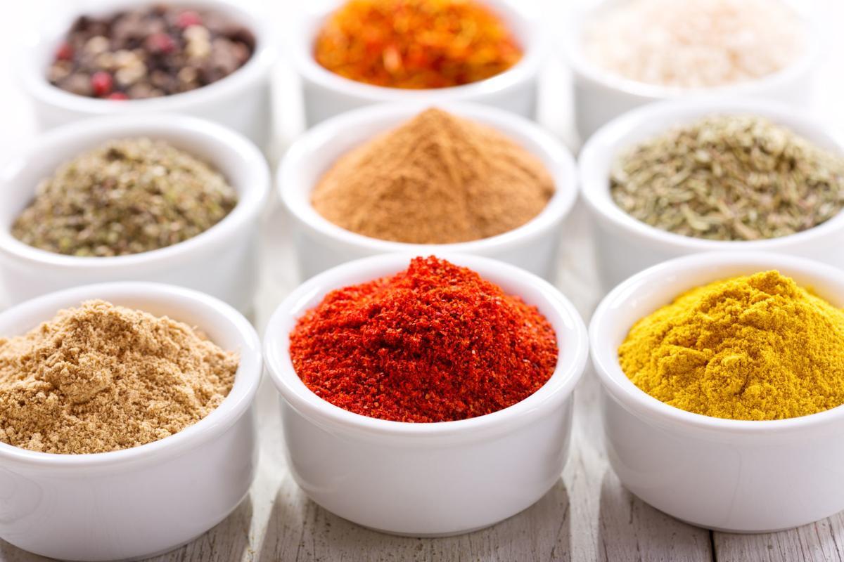 Taste | Spices