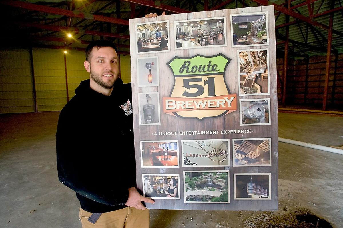 Route 51 Brewing Company Plans