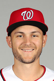 Trea Turner mug shot