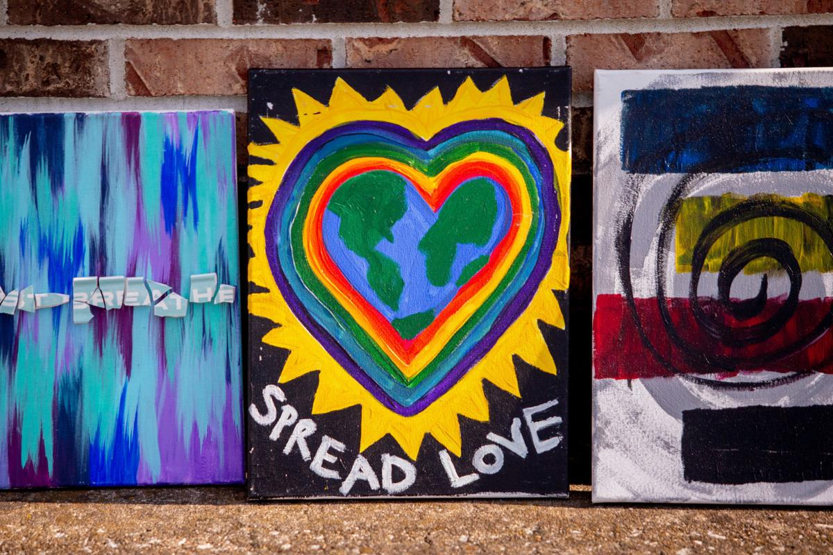 Project Human X brings art to Carbondale community