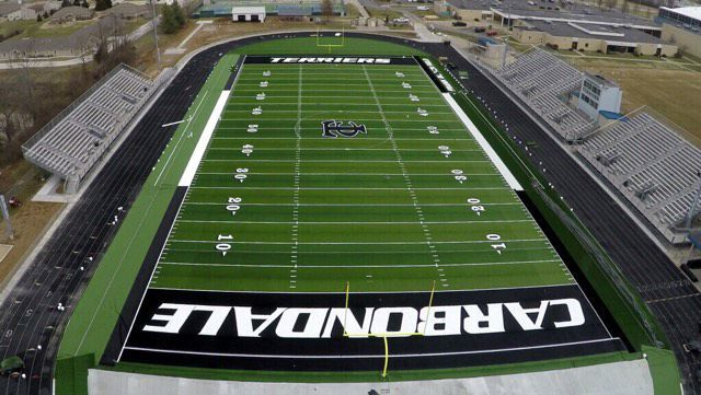 Carbondale turf field