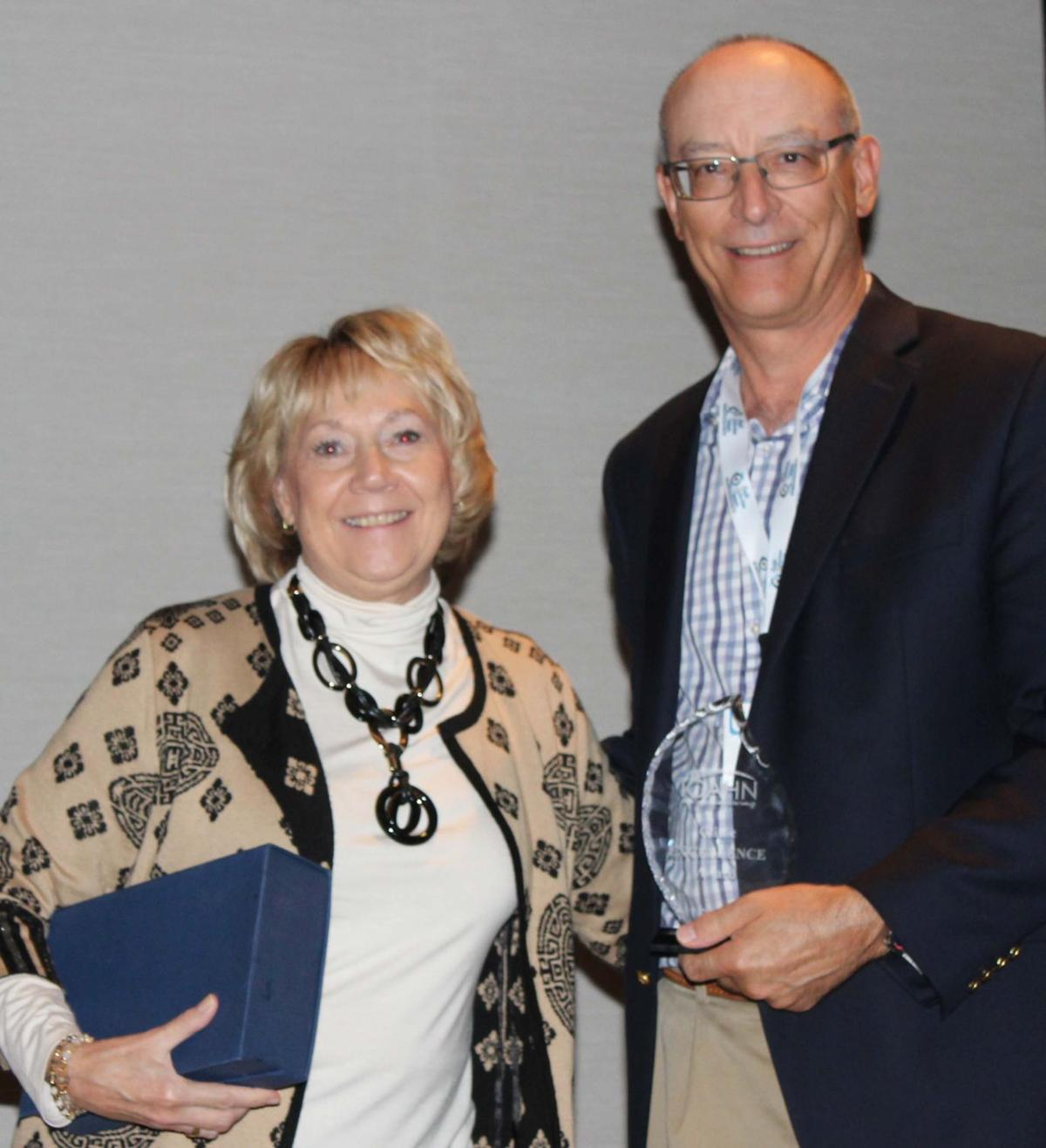 2016 Clinic Excellence Award