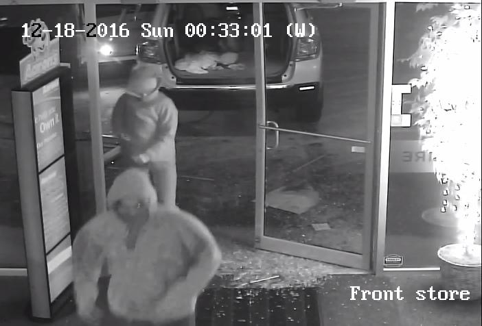 aaron s rental burglary