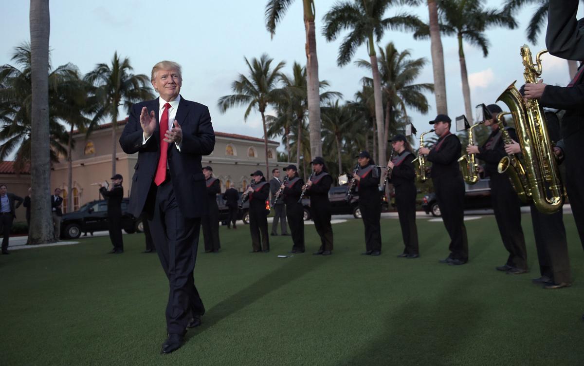Trump One Year Ethics Promises