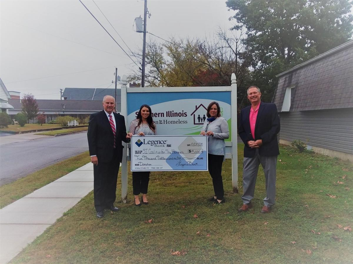 SI Coalition for the Homeless in Marion receives grant money