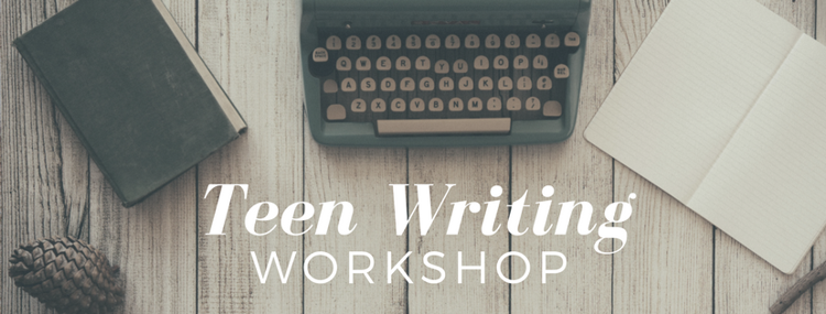 Teen Writing Workshop at Carbondale Public Library