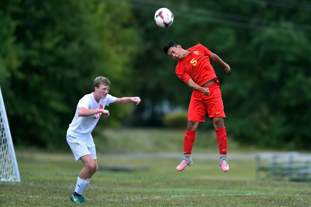 Prep Soccer: Murphysboro defeats Carterville