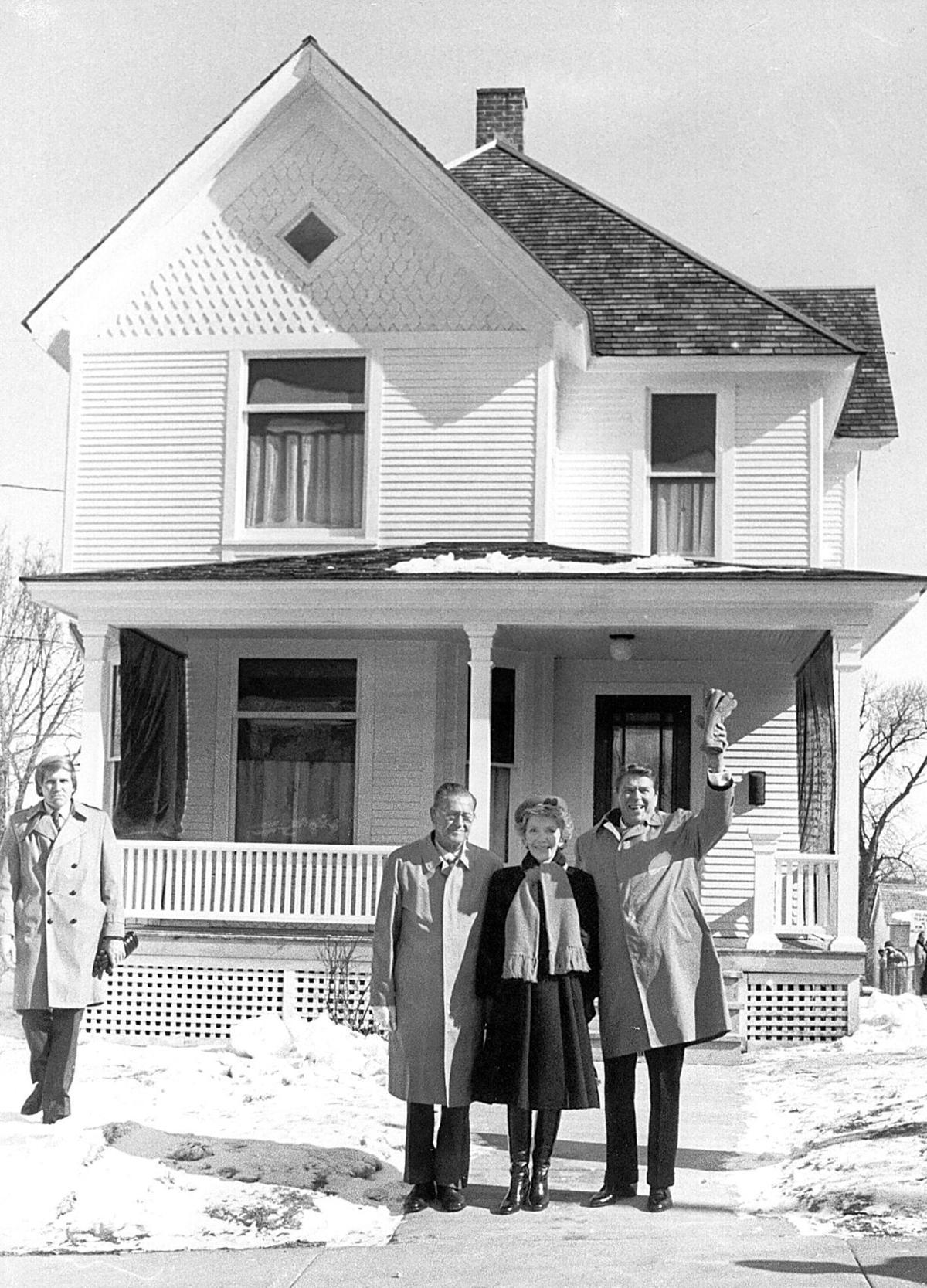 Reagan-Boyhood home