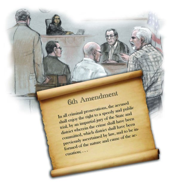 The high price of justice: Sixth Amendment guarantee deteriorating under current U.S ...