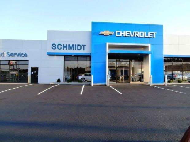 Schmidt Chevrolet of Mt. Vernon Dealership