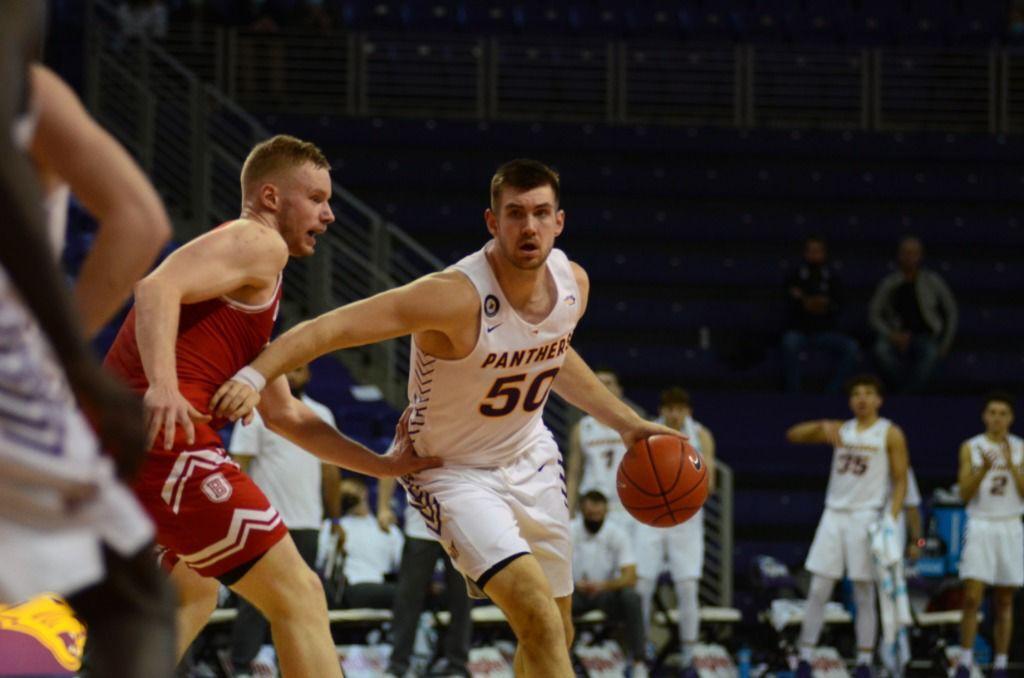 Bradley Northern Iowa Basketball