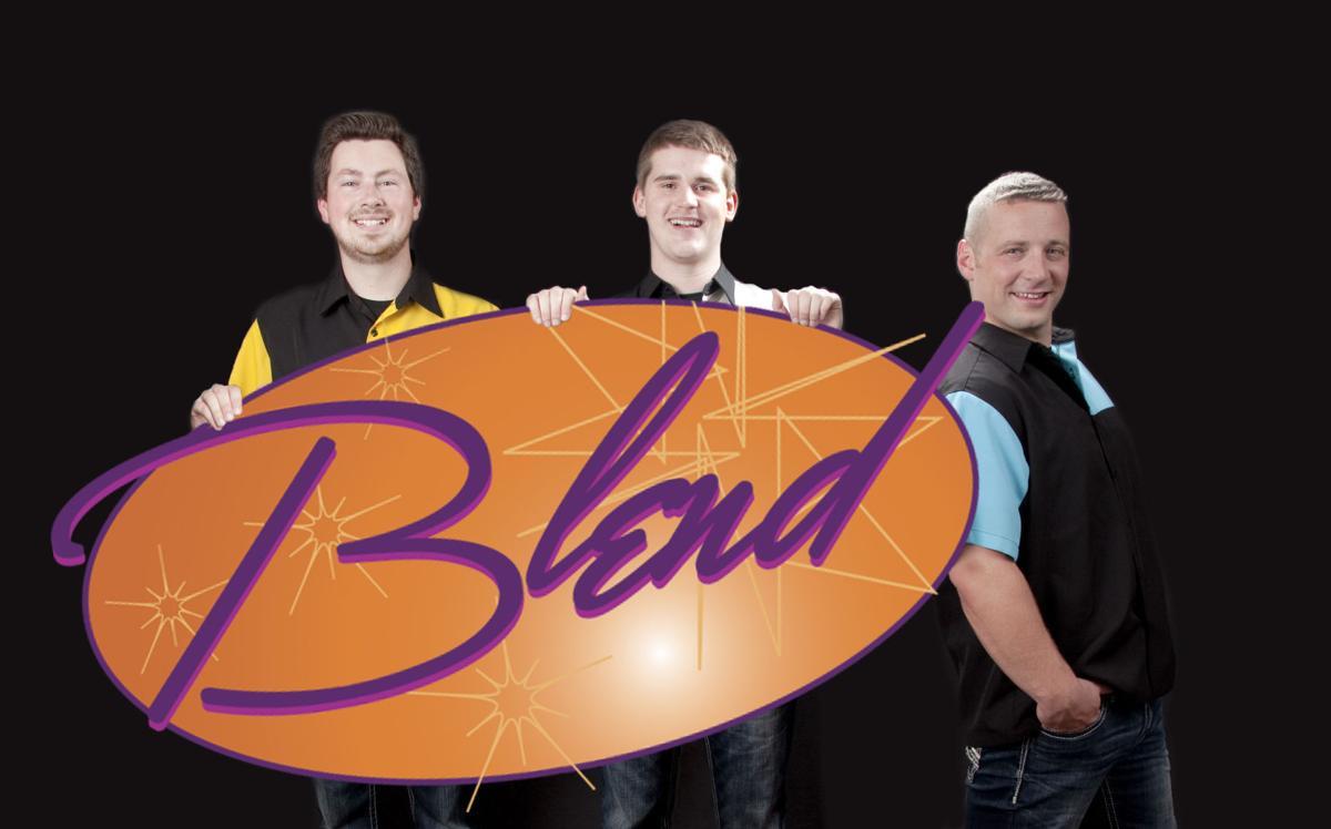 Blend a cappella group