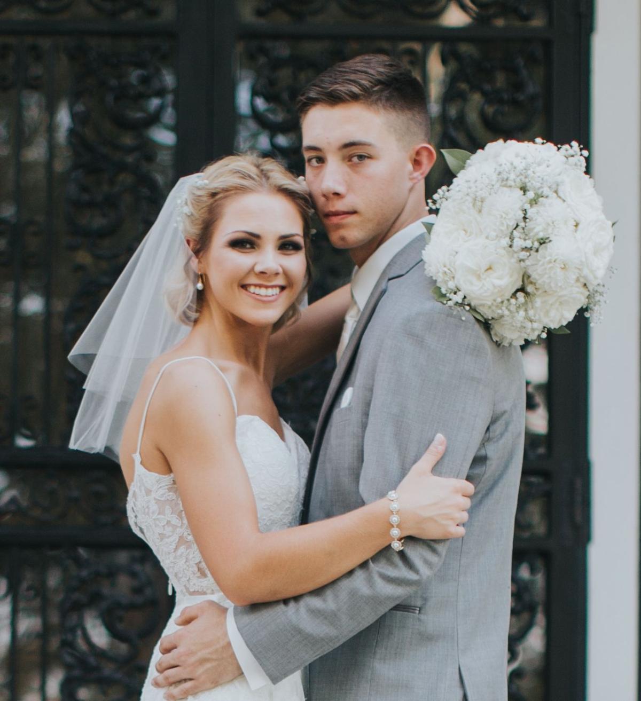 Kaydee and Brandon Green