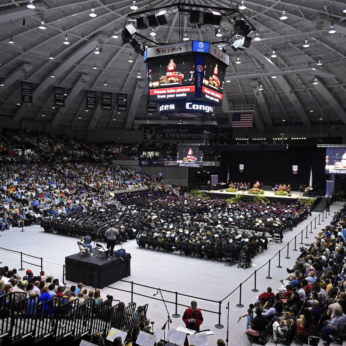 Siu Graduation 2020.Nearly 2 600 Siu Students Will Be Celebrated At Commencement