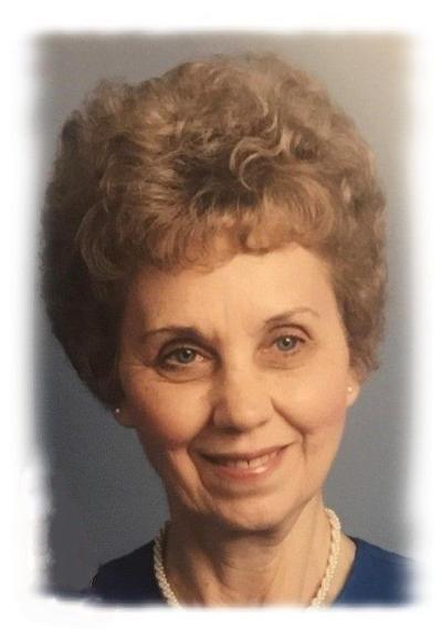 Wilma Fern Peebles