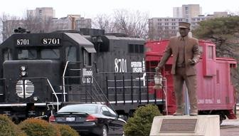 A complex Carbondale characterDaniel Harmon Brush might not have been popular, but the city owes its railroad legacy to him