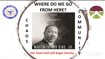 Carbondale policing town hall