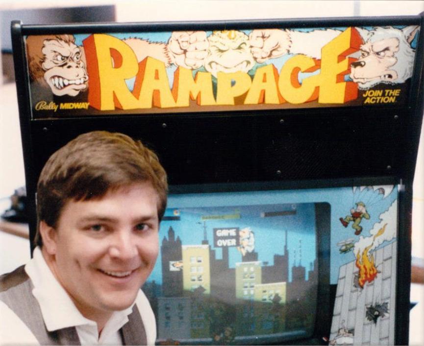 Brian Colin Rampage designer 2