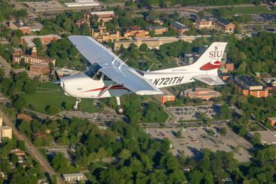 SIU participating in Cessna's 'Top Hawk' program   SIU