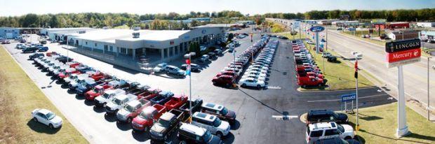 Paducah Ford Dealership
