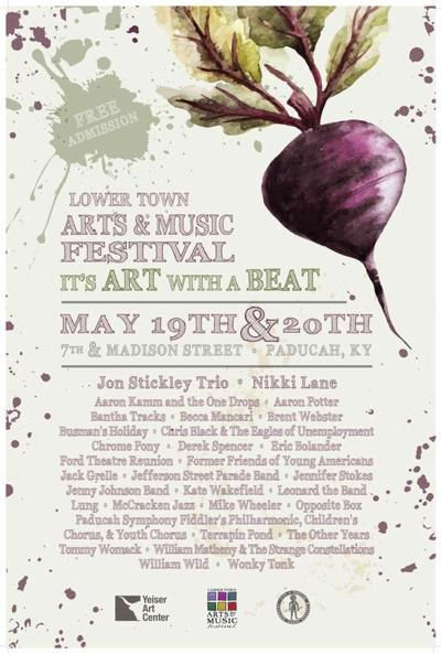 2017 Lower Town Arts & Music Festival