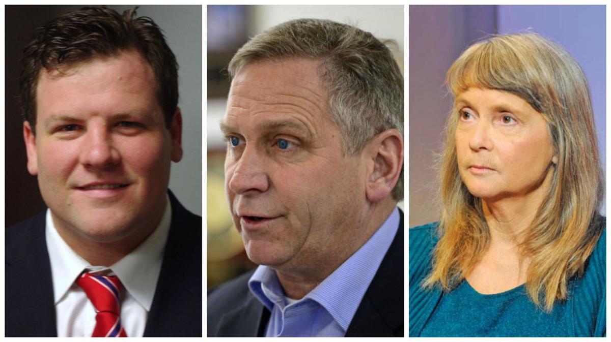 Election 2016 -- Baricevic v. Bradshaw v. Bost
