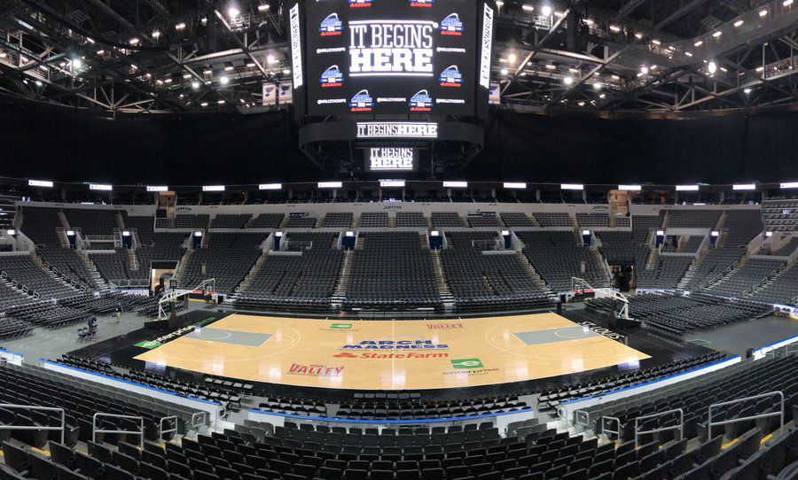 MVC tournament to remain in St. Louis