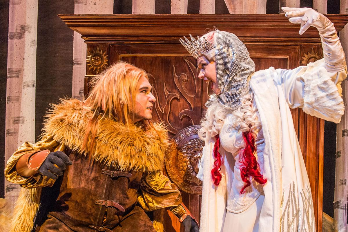 Adventure to Narnia' is SIU Theater's holiday treat | Arts and ...