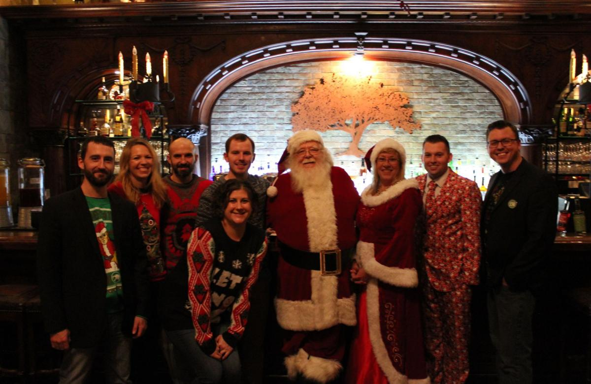 13 Pro Networking and Ugly Sweater Party