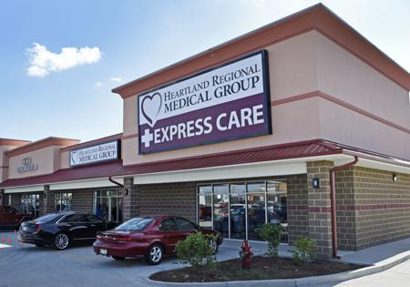 Clinic on the Hill: Region's first hybrid clinic opens in Marion - Please turn images on