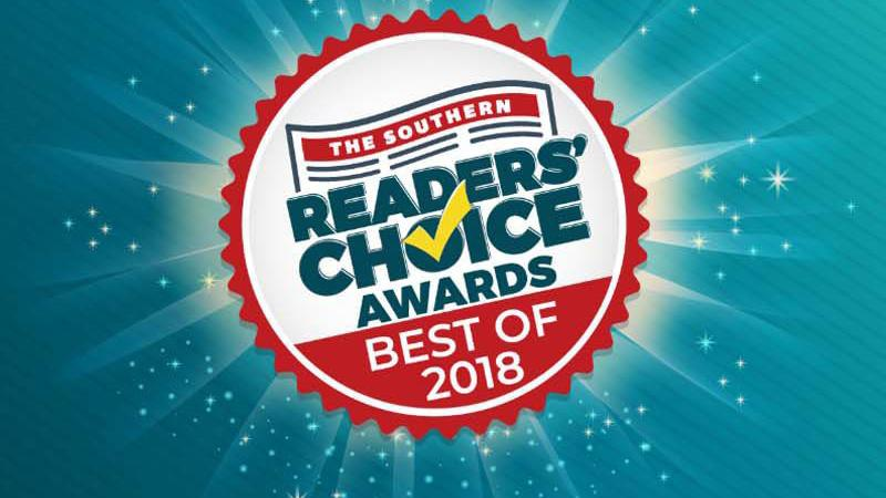2018 Reader's Choice Results | Entertainment | thesouthern com