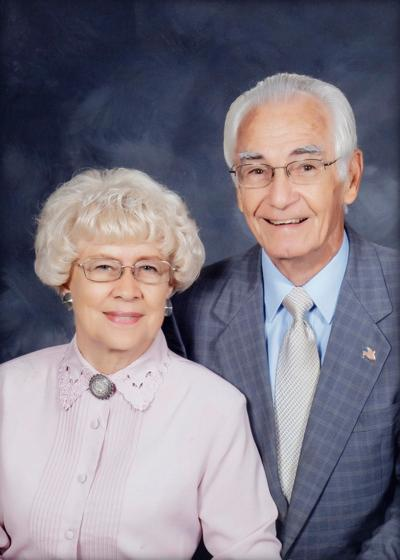 Joanna and Joe Proctor