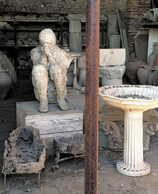 FLIPSIDE Lacie Goff - Pompeii