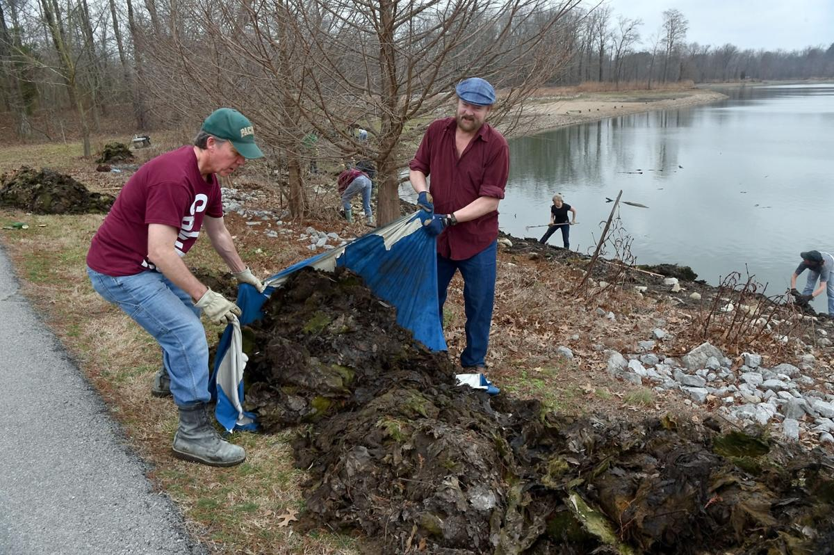 Campus Lake Cleanup
