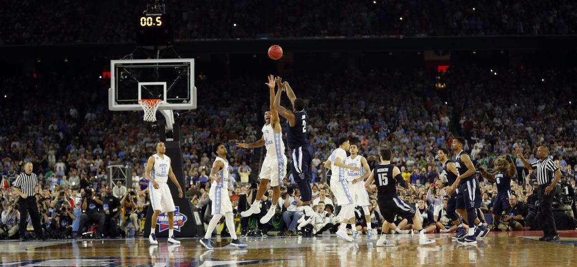 NCAA Villanova North Carolina Basketball