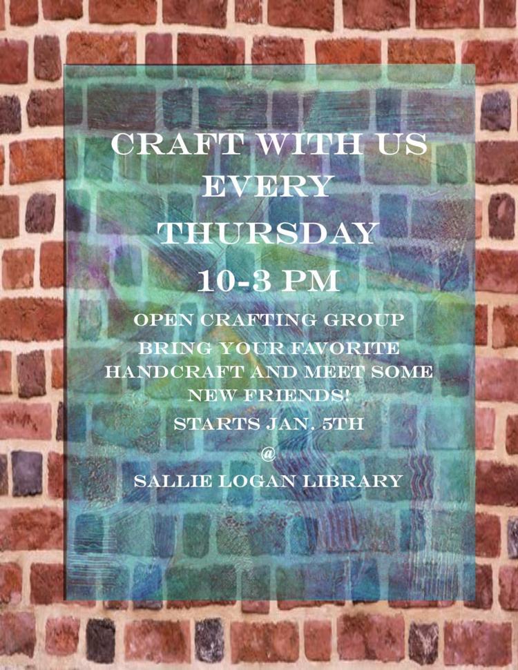 Sallie Logan Craft Group