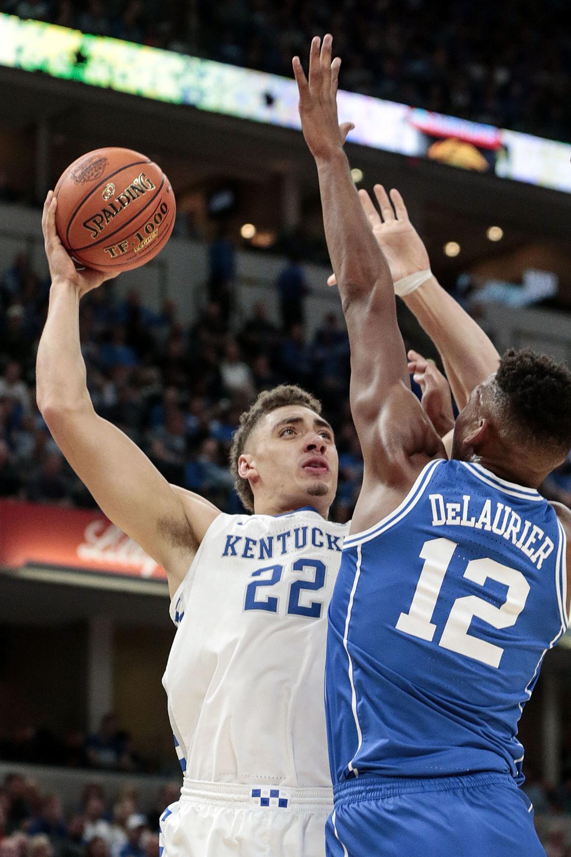 Duke Kentucky Basketball