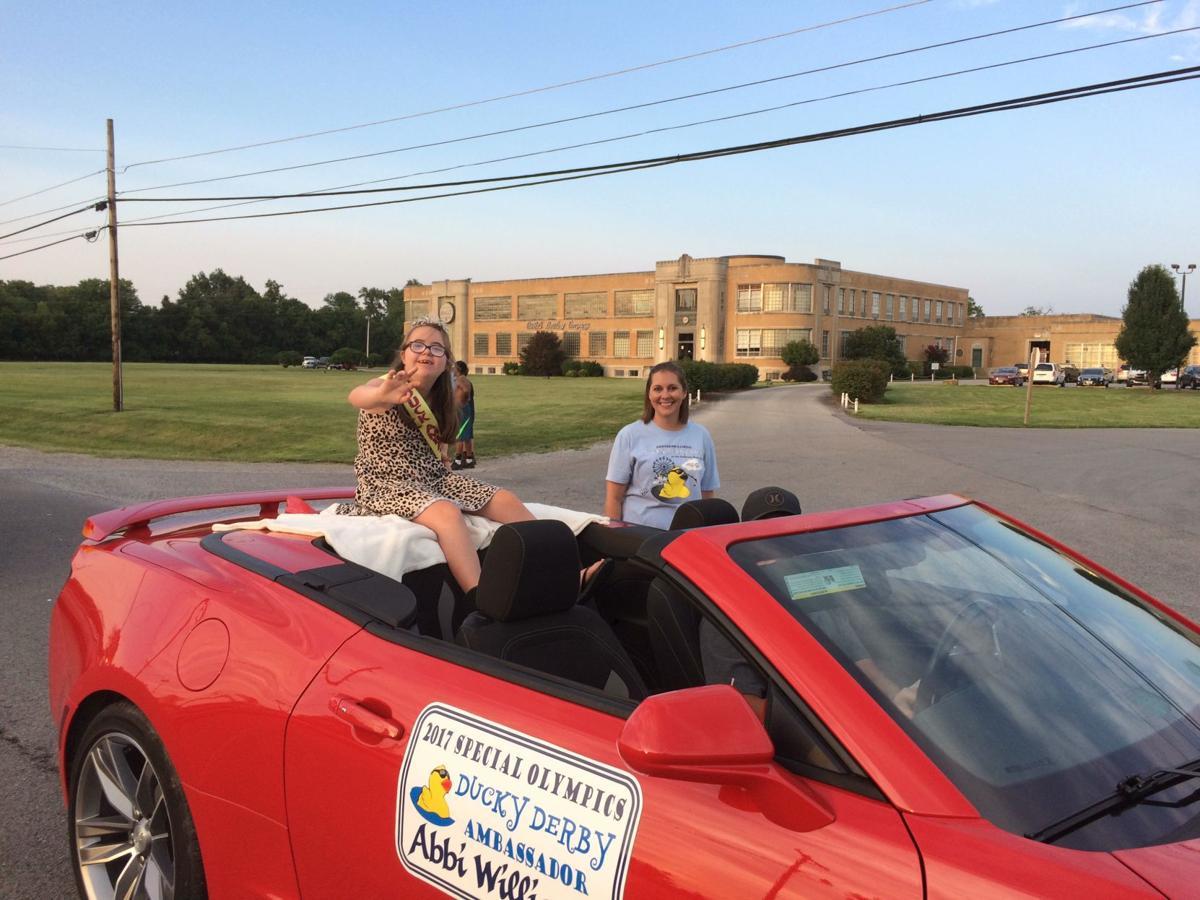 Pinckneyville girl serves as ambassador for Southern Illinois Ducky Derby Dash fundraiser