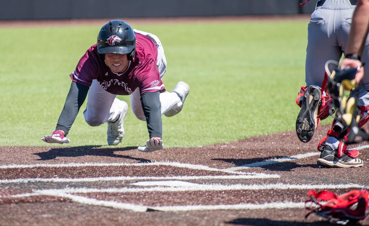 Northern Illinois SIU Baseball