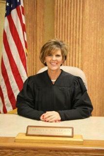 Associate Judge Christy Solverson