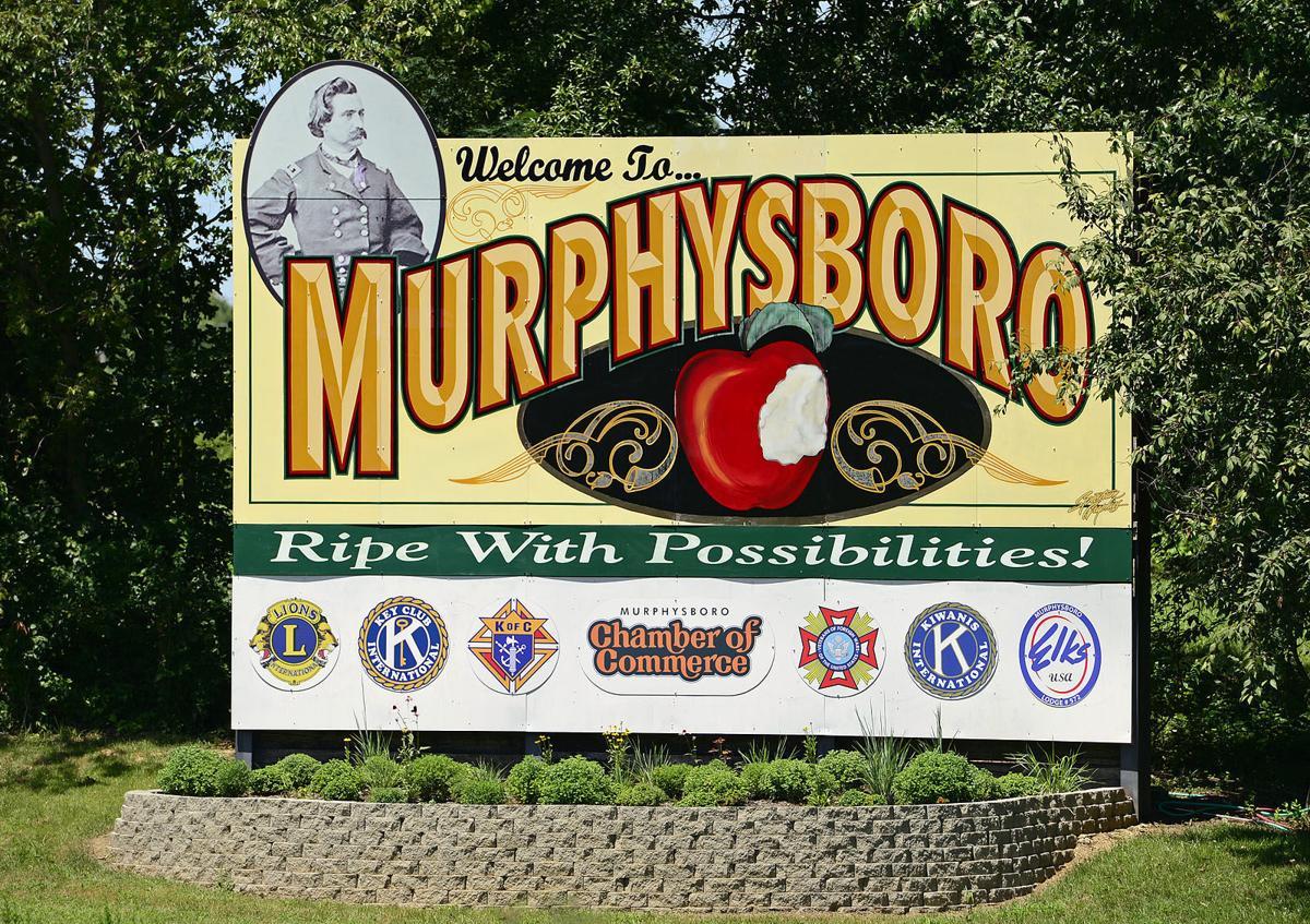 Murphysboro sign