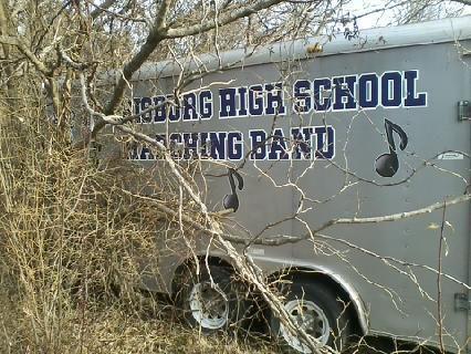 Harrisburg band trailer