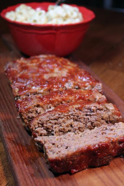 Recipe   Merry Meatloaf
