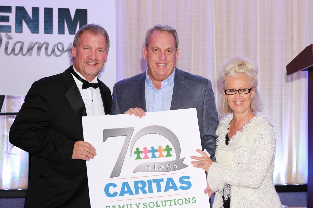 Social Seen: Caritas Family Solutions Denim & Diamonds dinner