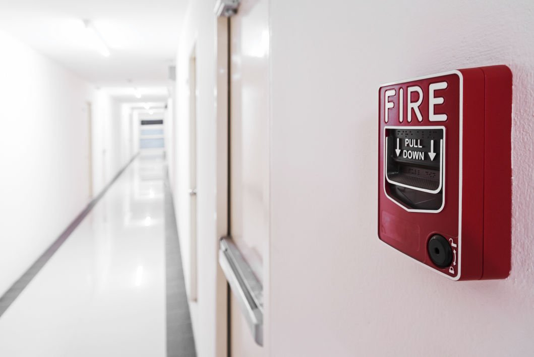 Man Could Face Jail Time After Pulling Fire Alarm Crime