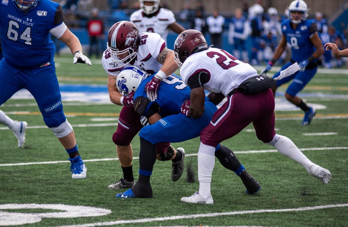 SIU Indiana State Football