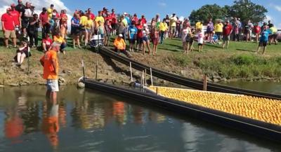 Special Olympics Ducky Derby Dash