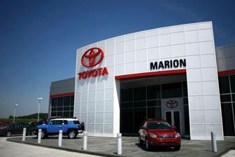 Toyota Marion Il >> Marion Toyota opens new facility | Business | thesouthern.com