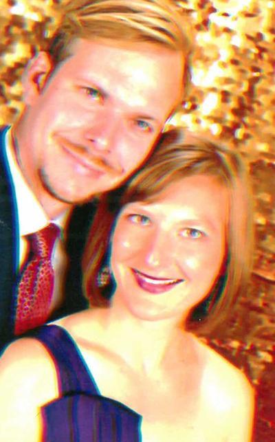 Matthew Schwind and Dr. Anna-Sophia Fritzsche