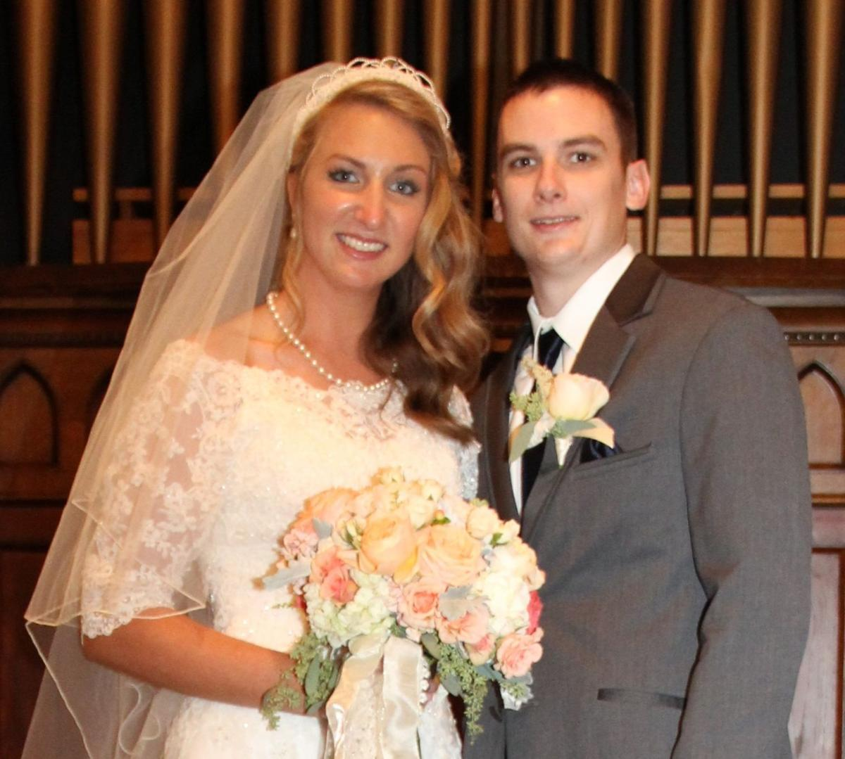 Katie and Lee Stewart